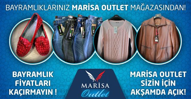 Marisa Outlet'te İnanılmaz Fiyatlar!