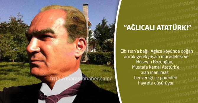 """""""Ağlıcalı Atatürk!"""""""