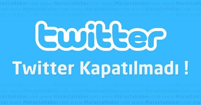 Twitter kapandı mı ? Twitter neden açılmıyor ? Twitter için DNS ayarı