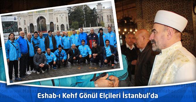 Eshab-ı Kehf Gönül Elçileri İstanbul'da