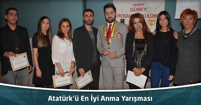 Atatürk'ü En İyi Anma Yarışması