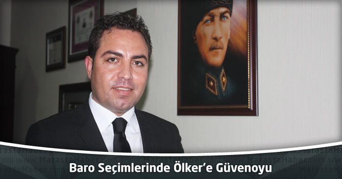Baro Seçimlerinde Ölker'e Güvenoyu