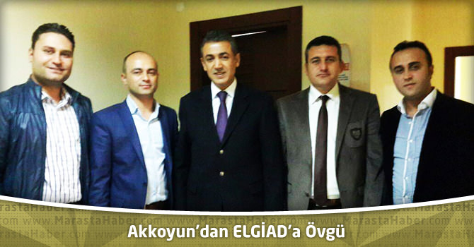 Akkoyun'dan ELGİAD'a Övgü