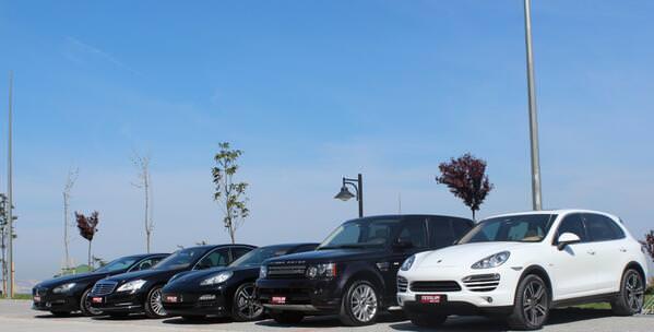Lüks araç kiralamada profesyonel çözümler