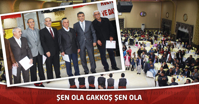 Şen Ola Gakkoş, Şen Ola