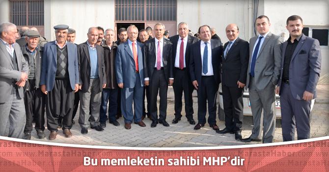 Bu memleketin sahibi MHP'dir