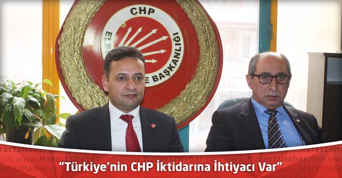 """""""Türkiye'nin CHP İktidarına İhtiyacı Var"""""""