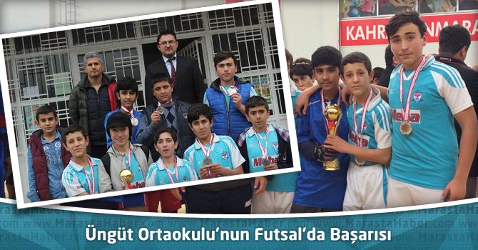 Üngüt Ortaokulu'nun Futsal'da Başarısı