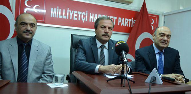 Prof.Dr. Tahir Akgemci, Milletvekili Aday Adaylığını Açıkladı
