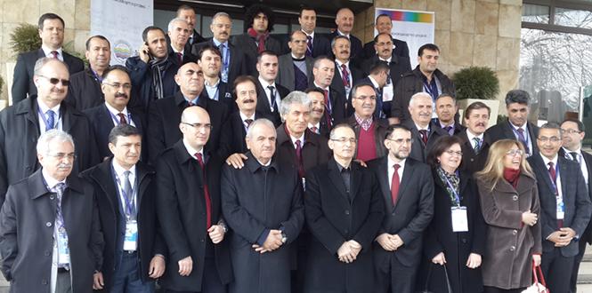 KSÜ Uluslararası Ağını Balkanlara Taşıdı