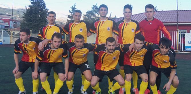 Kahraman Sarayspor Lige 3 Puanla Başladı