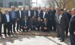 Ak Parti Milletvekili Aday Adayı Sarıbıyık Andırın'da