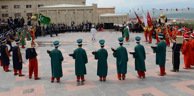 Çanakkale Zaferinin 100. Yılı KSÜ'de Coşkuyla Kutlandı
