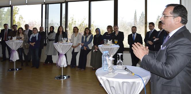 Kahraman Kentli Turizmciler KSÜ'de Bir Araya Geldi