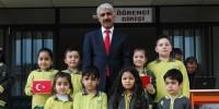 MADO İlkokulu'nda Coşkulu Tören