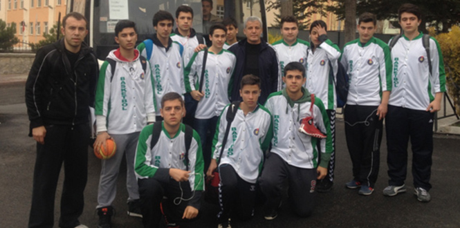 KSÜ Spor Kulübü Grup Üçüncüsü Oldu