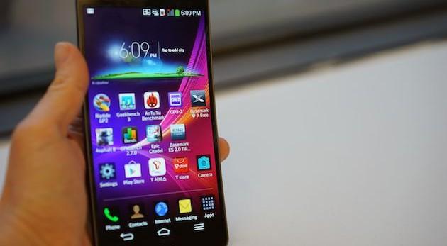 LG G Flex İle Yepyeni Bir Bakış Açısı