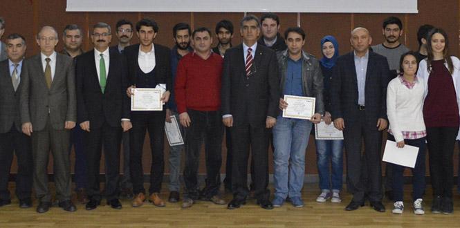 KSÜ'de Su ve Sürdürülebilir Kalkınma Konferansı Düzenlendi