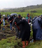 KSÜ Karacasu Kampüsü'nde Çanakkale Şehitleri Anısına 500 Fidan Dikildi