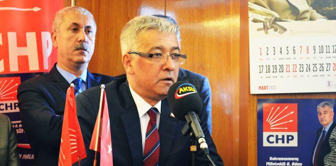 Av. Selim Sümen CHP milletvekili aday adaylığını açıkladı