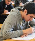 Kahramanmaraş'ta Öğrencilere YGS Deneme Sınavı Yapıldı