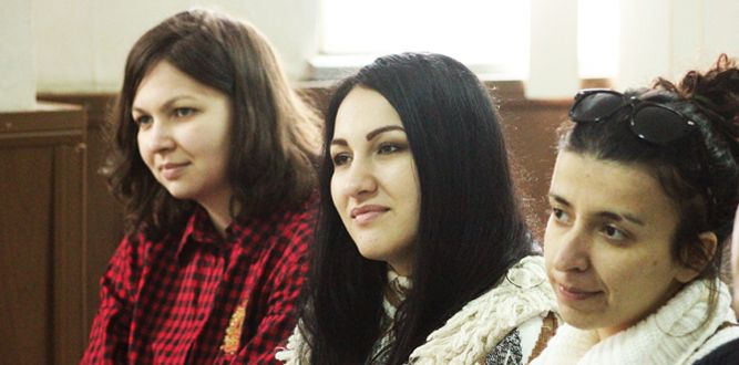 Erasmus+youth Proje Ortakları Kahramanmaraş'ta