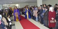 KSÜ'de İnas Sanayi-i Nefise Mektebi'nin Kuruluşunun 100. Yılı Kutlandı