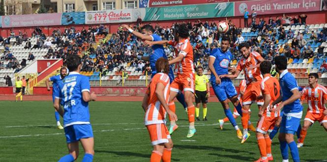 Kahramanmaraş BBS 2-0 Erzin Belediyespor