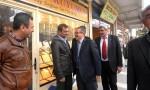 Göksun'da Prof.Dr. Mehmet Akif Kütükçü'ye Yoğun İlgi