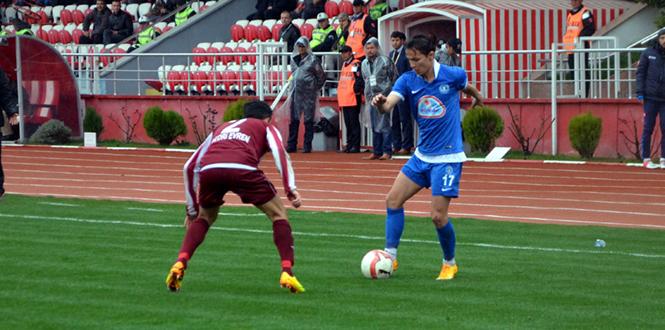 Kahramanmaraş BBS 2-0 Güngörenspor