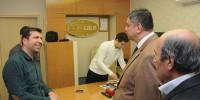 Arkan, Kahramanmaraş Selçuk Sitesi'ni Ziyaret Etti