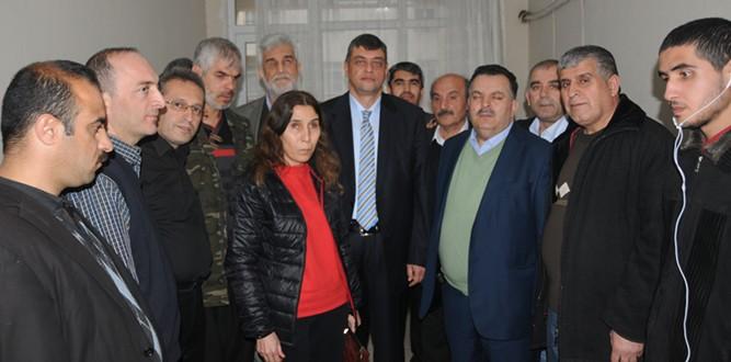 Görme Engellilerden Mahmut Arıkan'a Teşekkür