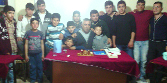 Kahramanmaraş'taki Cami Gençlik Buluşması Örnek Gösteriliyor