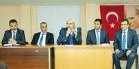 Dulkadiroğlu'nda Okul Müdürleri Toplantısı Yapıldı