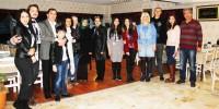 Gemciler Kültür Dayanışma Derneği Misafirlerini Gönderdi