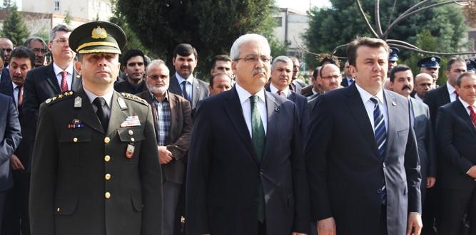 """Kahramanmaraş'ta 18 Mart """"Şehitler Günü"""""""