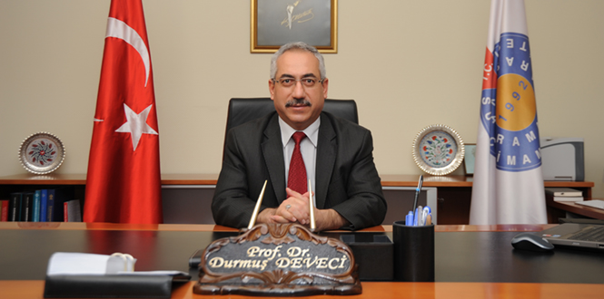 KSÜ Rektörü Prof. Dr. Durmuş Deveci'nin Nevruz Bayramı Kutlama Mesajı
