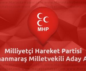Seçim2015 – MHP Kahramanmaraş Milletvekili Aday Adayları