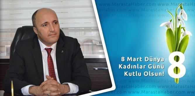 MHP Dulkadiroğlu, 8 Mart Dünya Kadınlar Günü Kutlu Olsun