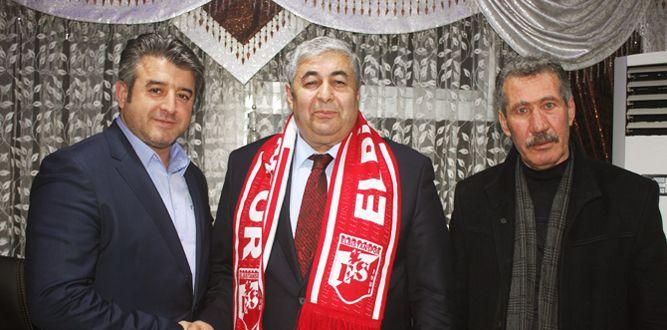 """CHP'li Vicdan, """"Elbistan Spor Sevdanın Adıdır"""""""