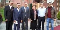 Doç. Dr. Mustafa Sarıbıyık'a Diyarbakır'dan Tam Destek Geldi