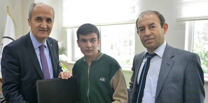 Dulkadiroğlu Belediyesi Gören Gözleri Oldu
