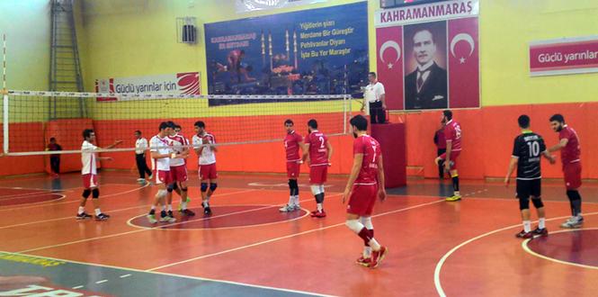 Kahramanmaraş Büyükşehir Belediyespor Sonradan Açıldı !