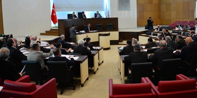Kahramanmaraş Büyükşehir Belediye Meclisi İkinci Kez Toplandı