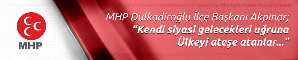 MHP'den Ak Parti'nin 10 Maddelik İhanet Belgesi Açıklaması
