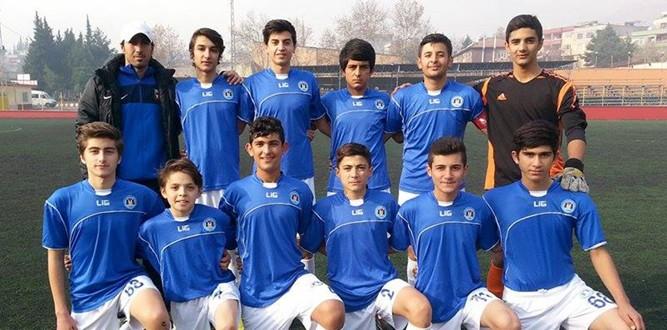 Kahramanmaraş Büyükşehir Belediyespor U15 Takımı Elazığa Gidiyor