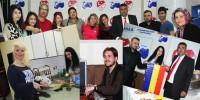 Romanyalı Misafirler Çalışmalarını Sürdürüyor