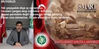 Aktif Eğitim Sen'den Çanakkale Şehitleri Günü Mesajı