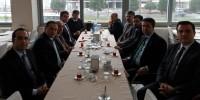 Kahramanmaraş Teknokent ve Paydaşlardan Yeni Yatırım Alanlarına İlişkin Toplantı