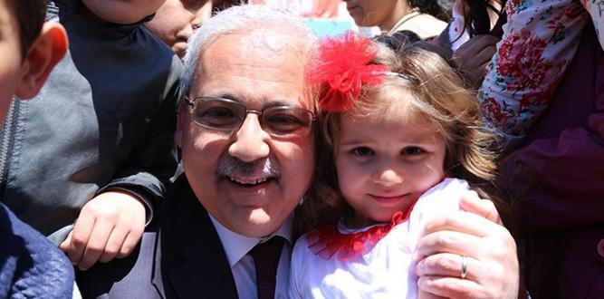 Atatürk İlkokulu'nda 23 Nisan Ulusal Egemenlik ve Çocuk Bayramı Coşkuyla Kutlandı
